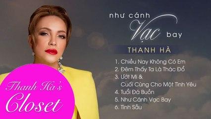 Album Mới Nhất Như Cánh Vạc Bay - Thanh Hà