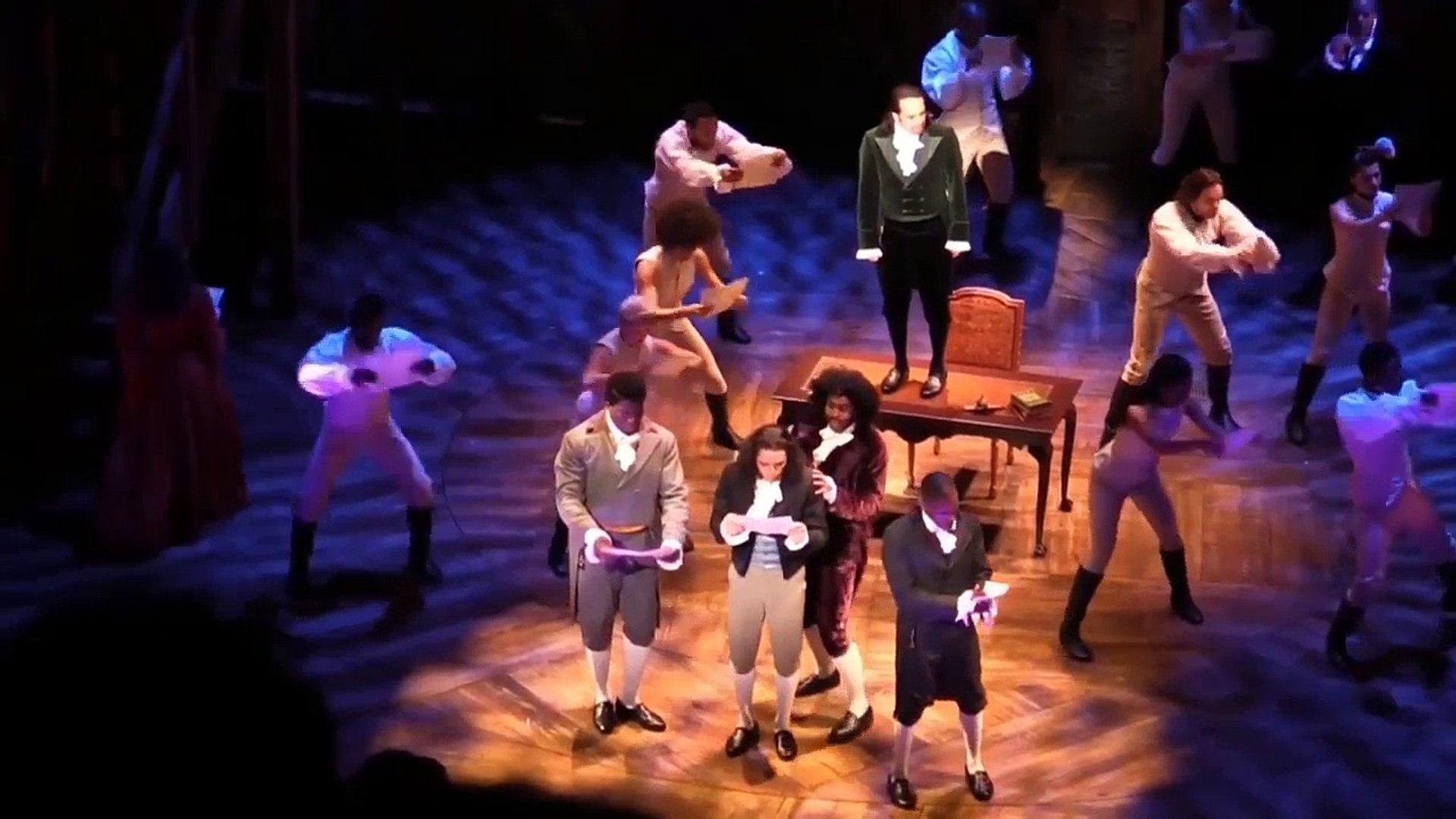 Hamilton full musical ACT 2 Part 2 End