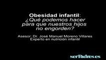 Obesidad infantil: ¿qué podemos hacer para que los niños no engorden?