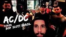 ACDC Cover Bon Scott Brasil - Chamada Motofet 2018 Paranavaí 080918