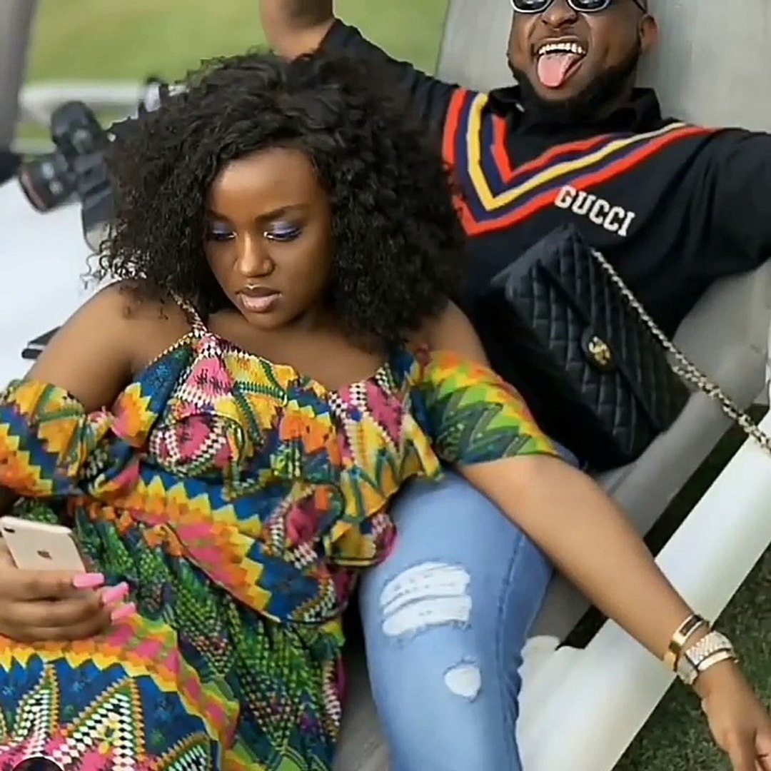 Chioma In Tears As Davido Impregnate Another Woman... Davido And Chioma Breakup