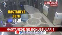 İşte Arda Turan - Berkay kavgasının hastane görüntüleri