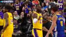 Brandon Ingram Full Highlights 2018.10.10 LA Lakers vs GSW - 26 Pts! FreeDawkins