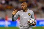 Le parcours de Thierry Henry avant de devenir entraîneur de Monaco