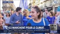 """Ils marchent pour le climat : """"La prise de conscience se fait mais il faut passer à l'action"""""""