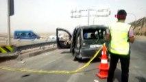 Kahramanmaraş'ta Kaza Aynı Aileden 2 Kişi Öldü, 5 Kişi Yaralı
