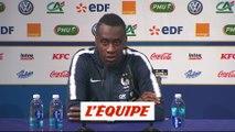 Matuidi «On apprend de tous nos matches» - Foot - Ligue des nations - Bleus