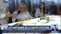 Les coulisses des ateliers parisiens de Dior dévoilées