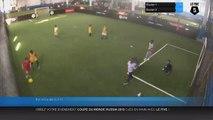 Equipe 1 Vs Equipe 2 - 13/10/18 15:34 - Loisir Créteil (LeFive) - Créteil (LeFive) Soccer Park