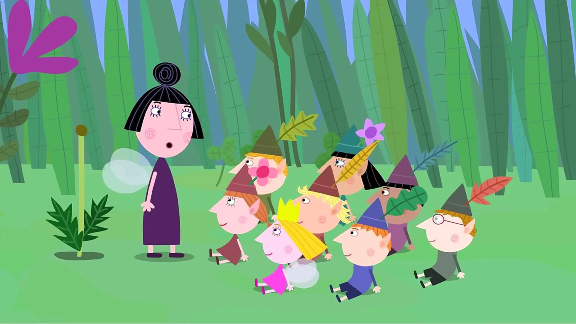Le Petit Royaume De Ben Et Holly Ben Et Holly Grande Bouffe épisodes Complets Dessin Animé Video Dailymotion