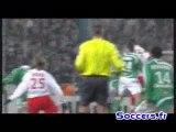 Saint Etienne - PSG ( But : Luyindula )