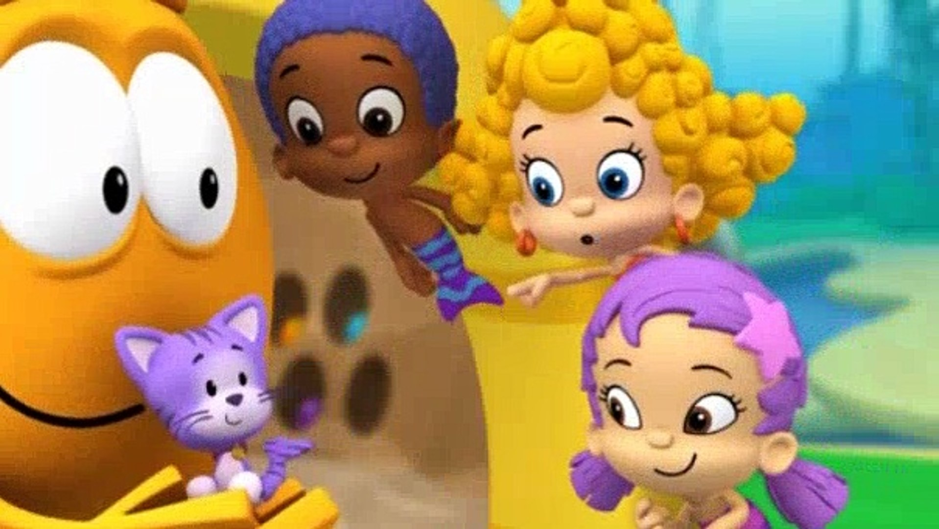 Bubble Guppies S03E22 Bubble Kitty