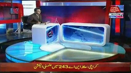 Aamnay Samnay on Abb Takk News - 13th October 2018