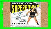 Best product  Crazy Is My Superpower: How I Triumphed by Breaking Bones, Breaking Hearts, and