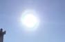 Al Termine della Santa Messa in Italiano a Medjugorje guardi il Sole e vedi l'arcobaleno