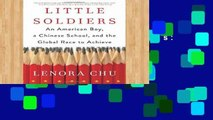 Review  Little Soldiers: An American Boy, a Chinese School, and the Global Race to Achieve