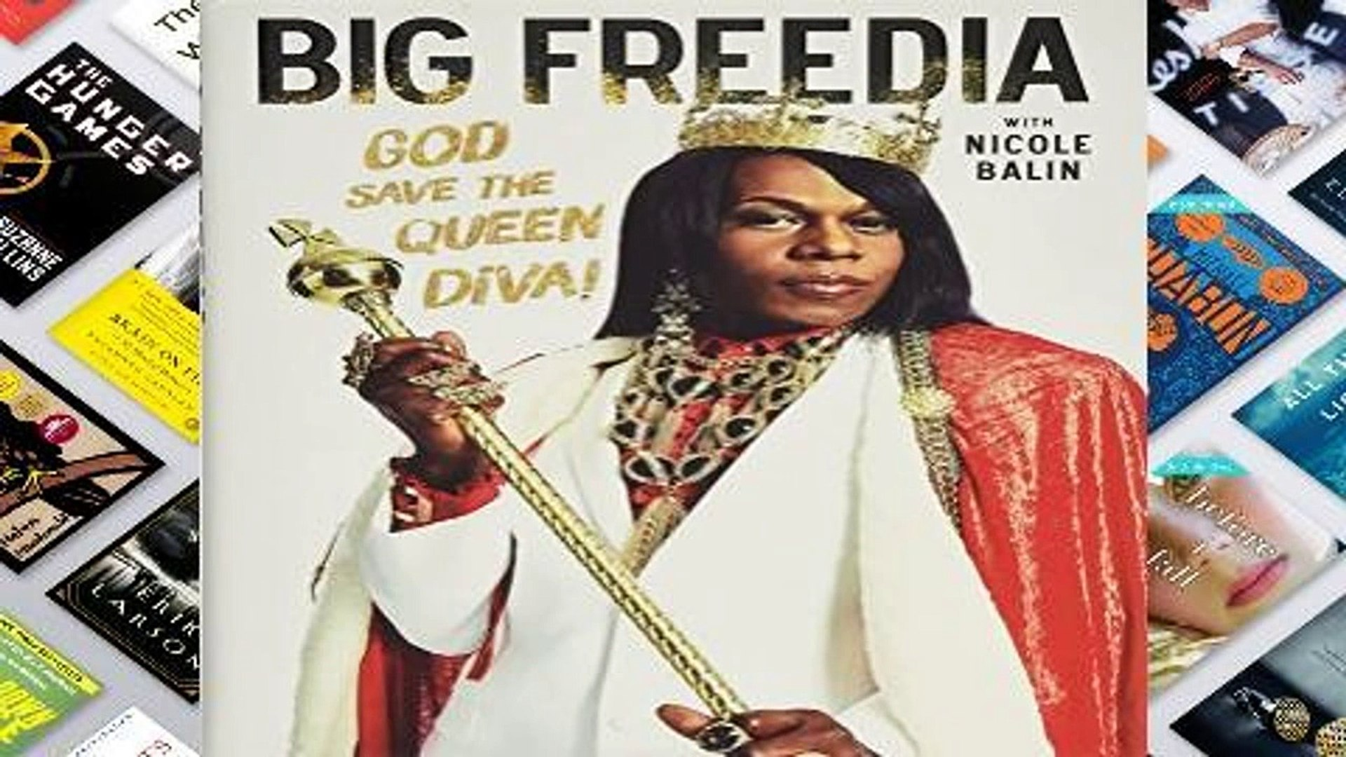 Review Big Freedia God Save The Queen Diva
