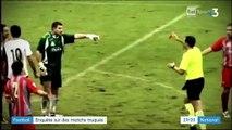Football : enquête sur des matchs truqués