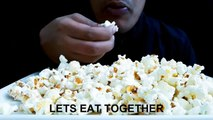 ASMR Eating Video: Popcorn Eating ASMR Sound