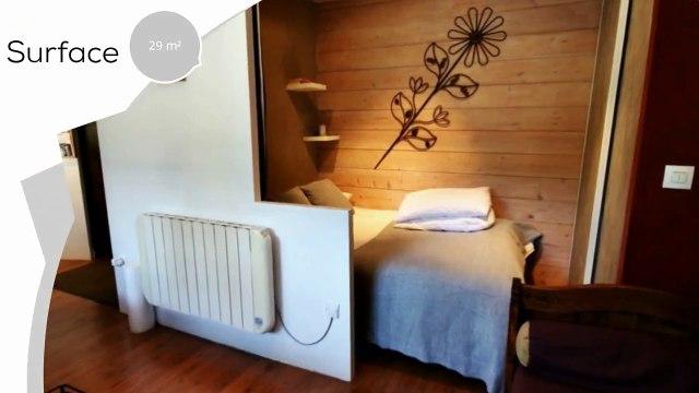 A vendre - Appartement - Chamonix mont blanc (74400) - 1 pièce - 29m²