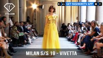 Vivetta Presented at Milan Fashion Week Spring/Summer 2019   FashionTV   FTV