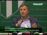 Başkanımız İbrahim Yazıcı'nın Basın Toplantısı Konuşması 2. Bölüm. (07.08.2012)