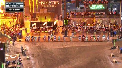Monster Energy Cup 2018 - Race 2