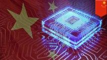 Server Apple, Amazon dihack Cina dengan microchip kecil - TomoNews