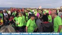 L'Algernon : la course qui rassemble handicapés et valides