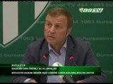 Başkanımız İbrahim Yazıcı'nın Basın Toplantısı Konuşması 1. Bölüm. (07.08.2012)