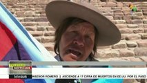 Argentina: movilización en contra del despojo a comunidades indígenas
