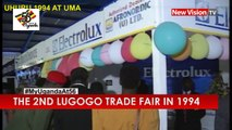#NewVisionTV#MyUgandaAt56This year's trade fair is underway at UMA show grounds at Lugogo. Take a look at what was showcased on the 2nd trade fair in 1994.