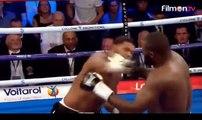 Video Michael Hunter vs Martin Bakole Ilunga TKO (technical knockout)