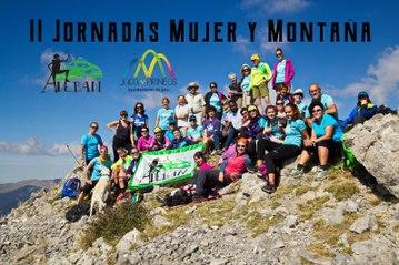 II Encuentro Mujer y Montaña Adeban en Jaca 2018