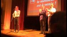 Le Discours de Paul Magnette après sa victoire à Charleroi