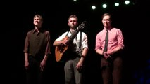 TUMBLING BONES (Trio) - Shady Green Pastures - [a'cappella / unplugged / ENCORE]