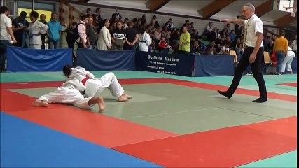 1er open moselle de judo 2018 minimes rohrbach