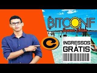 Primeira Bitconf Edição de Verão Fortaleza 2018 - Participe da Bitconf Summer Edition 2018 Participe