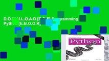 P D F] Programming Rust [E B O O K] - video dailymotion
