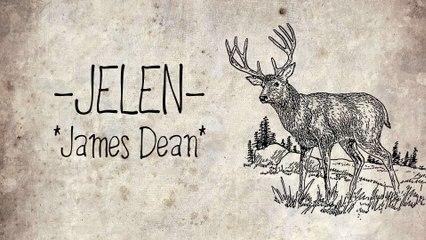 Jelen - James Dean