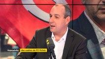 """Cadres de FO fichés : """"Ce fichier est incroyable tellement c'est condamnable"""", estime Laurent Berger"""