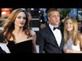 Angelina Jolie Still Doesn't Regret Ruining Brad Pitt & Jennifer Aniston's Marriage!