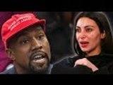 Kim Kardashian Reacts To Kanye West Meeting Trump