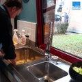 Les Petites Cantines : restaurant participatif à Croix