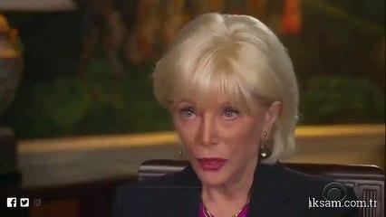 Trump son sözü söyledi, stüdyo buz kesti: Lesley, tamam. Başkan olan benim, sen değilsin