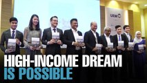 NEWS: Malaysia 'very likely' to reach high-income status