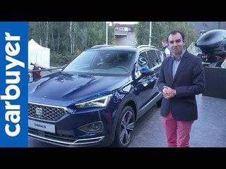 New SEAT Tarraco –Paris Motor Show 2018 – Carbuyer