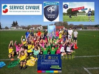 Rentrée du Foot Féminin des U7F aux U11F - samedi 13 octobre 2018 à St Mihiel