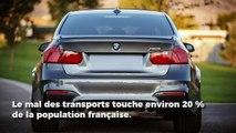 Des lunettes contre la nausée dans les transports