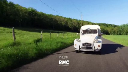 Wheeler Dealers France S3 : 2CV fourgonnette